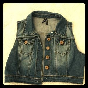 Highway Jeans, jean vest